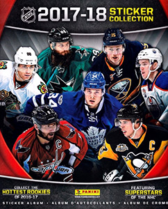 Panini NHL Hockey 2017-2018