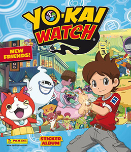 Panini YO-KAI Watch 2: New Friends