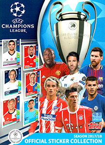 Topps UEFA Champions League 2017-2018