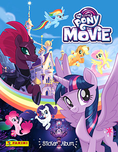 Panini My Little Pony. The Movie