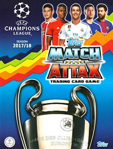 Topps UEFA Champions League 2017-2018. Match Attax