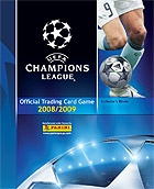 UEFA Champions League 2008-2009. Trading Cards Game