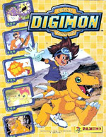 Panini DIGIMON: digital monsters