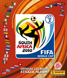 Panini FIFA World Cup South Africa 2010. Swiss edition