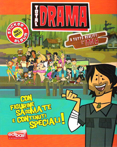 Edibas Collections Total Drama. A tutto reality