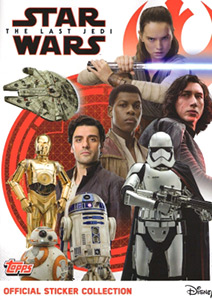 Topps Star Wars: The Last Jedi