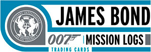 Rittenhouse Archives ltd James Bond 007 Mission Logs