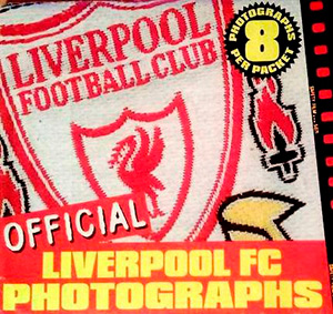 Merlin Liverpool FC 1997-1998. Photograph Collection