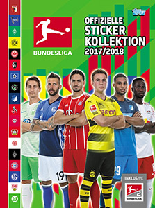 Topps German Football Bundesliga 2017-2018