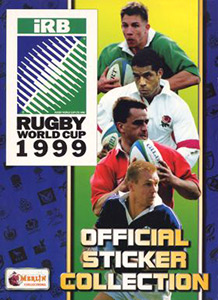 Merlin Rugby World Cup 1999