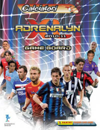Panini Calciatori 2010-2011. Adrenalyn XL