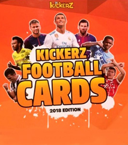 Kickerz Football Cards 2018