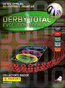 Panini Derby Total Evolution 2006-2007