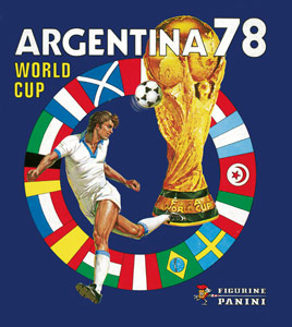 Panini FIFA World Cup Argentina 1978