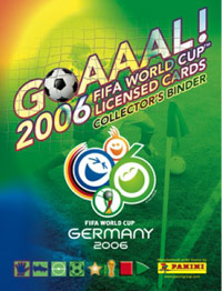 Panini GOAAAL! FIFA World Cup Germany 2006