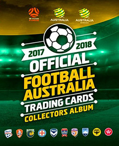 Tap'N'Play Football Australia Trading Cards 2017-2018