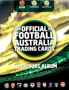 Tap'N'Play Football Australia Trading Cards 2016-2017