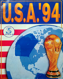 SL Italy World Cup USA 1994