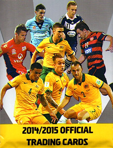 Tap'N'Play Football Australia Trading Cards 2014-2015