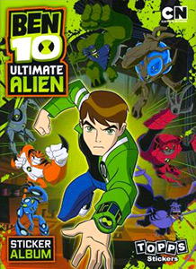 Topps Ben 10 Ultimate Alien