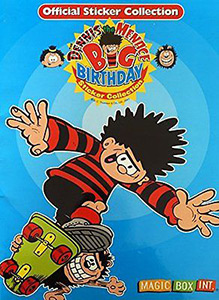 Magic Box Int Dennis the Menace Big Birthday