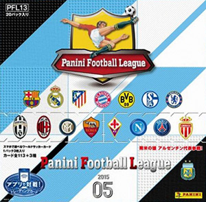 Panini Football League 2015. PFL13