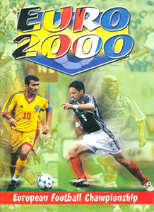 Star Publishing Euro 2000. European Football Championship
