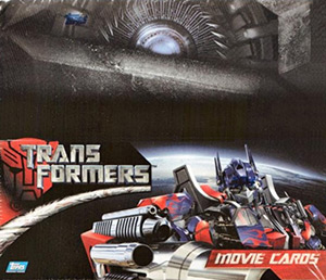 Topps Transformers Movie Cards