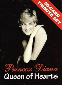 TCI Princess Diana. Queen of Hearts