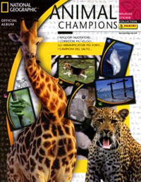 Panini National Geographic: Animal Champions