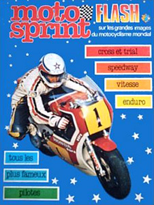 Edizioni Flash Moto Sprint Flash
