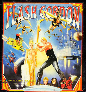 Panini Flash Gordon