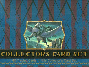 Artbox Harry Potter Literary Collector's Card Set