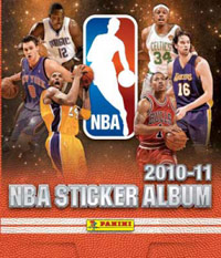 Panini NBA Basketball 2010-2011