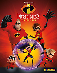 Panini Incredibles 2