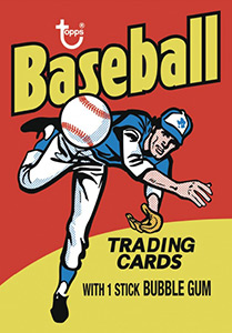 Topps Major League Baseball 1975