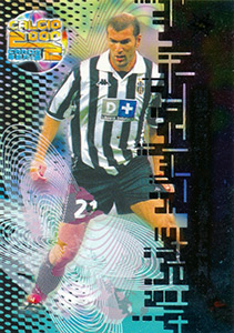 Panini Calcio Cards 1999-2000. Serie 2