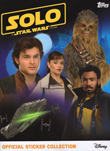 Topps Solo. A Star Wars Story