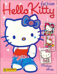 Panini Hello Kitty Fashion
