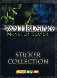 Magic Box Int Van Helsing Monster Slayer