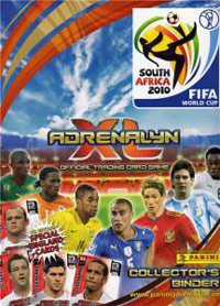FIFA World Cup South Africa 2010. Adrenalyn XL (UK edition)