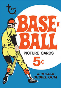 Topps Major League Baseball 1969