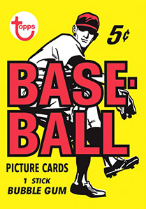 Topps Major League Baseball 1968