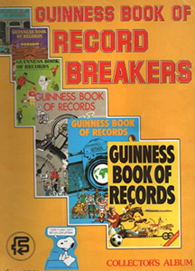 FKS Publishers Guinness book of record breakers