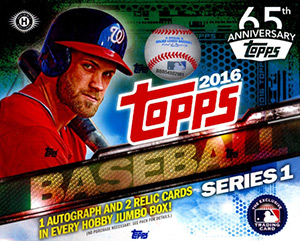 Topps Major League Baseball 2016