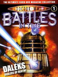 GE Fabbri Doctor Who: Battles in Time