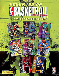 Fleer European NBA 1995-1996