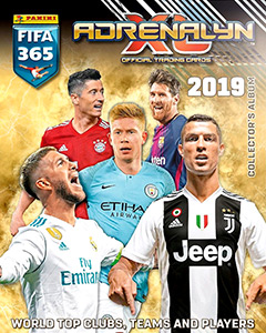 Panini FIFA 365: 2018-2019. Adrenalyn XL