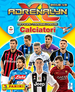 Panini Calciatori 2018-2019. Adrenalyn XL