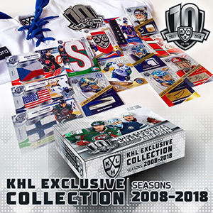SeReal KHL Exclusive Collection 2008-2018
